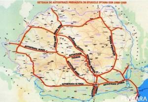 autostrazi romania 1969