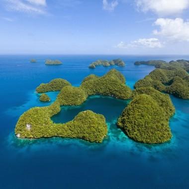 Insulele Stancoase din Palau
