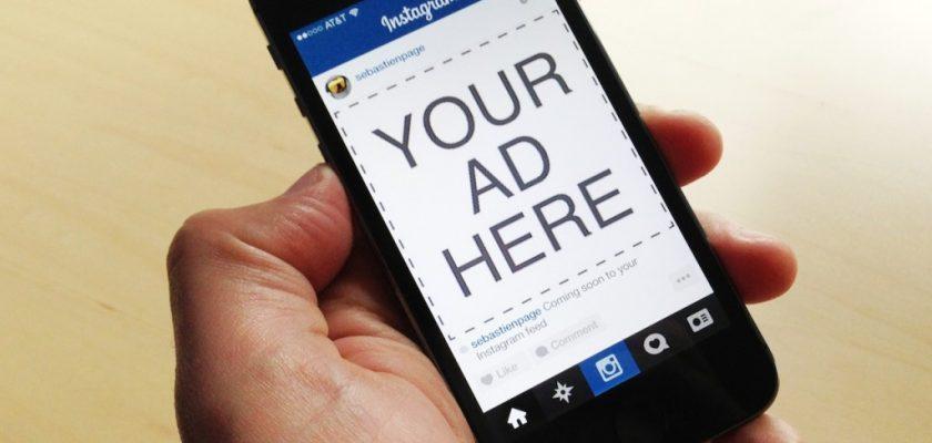 Reclame pe Instagram